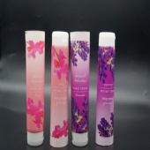 Polular Fashion Design Cosmetic Plastic Tube For Hand Cream