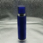 130ML High Quality Duble Wall airless bottle cosmetic bottle with Pump spray