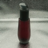 100ml Hot sale cosmetic plastic bottle with pump spray