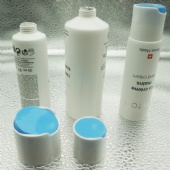 Newest! Round 30mm/40mm/50mm diameter Plastic Cosmetic Lotion Tube with Chiaki Cap Cover