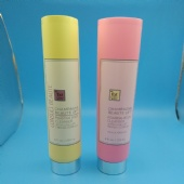 Soft Touch Feeling Matte Cosmetic Tube Packaging